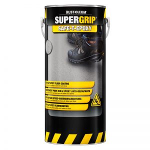 Rust-Oleum SuperGrip Safe-T-Epoxy Floor Paint