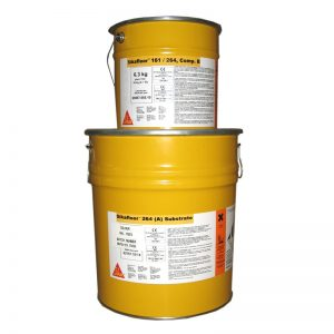 Sikafloor 264 is a heavy duty industrial floor paint