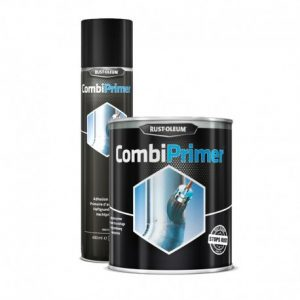 CombiPrimer can be used to prime steel